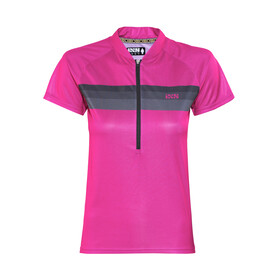 IXS Trail 6.1 Shortsleeve Jersey Women pink/black